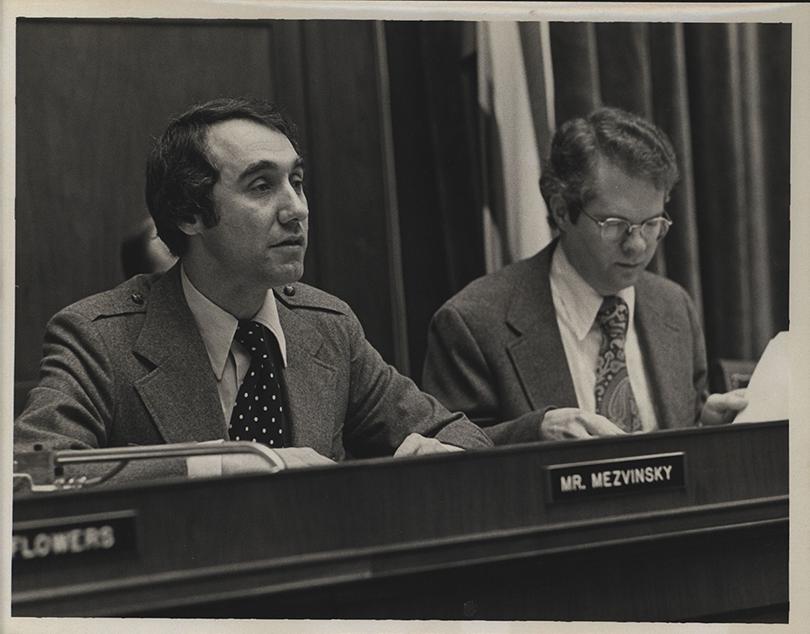Nixon impeachment hearings