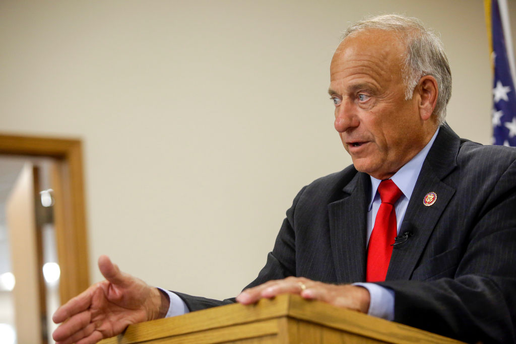 Republican Rep. Steve King
