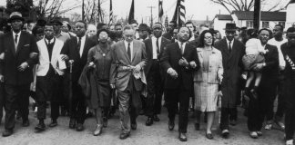 King - Selma March