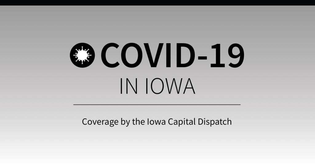 logo COVID-19 Iowa Capital Dispatch