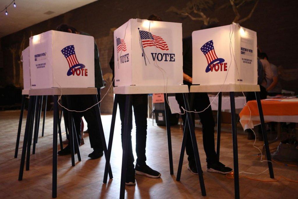 GOP senators block debate on Dems election reform, voting rights bill