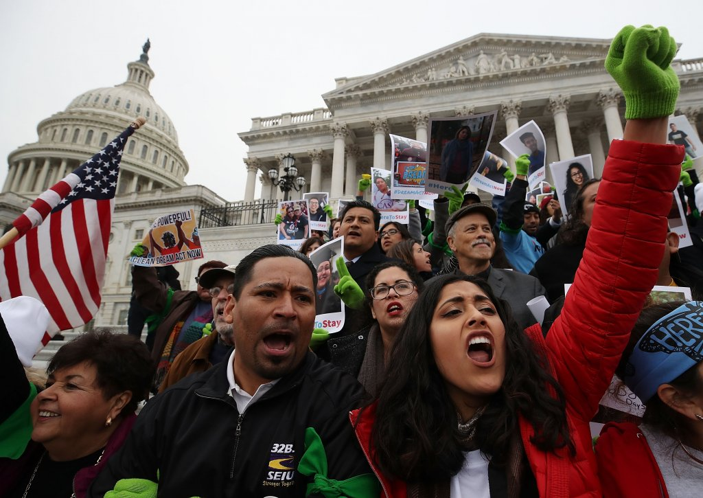 U.S. House passes Dreamers bill over GOP objections, as immigration debate intensifies