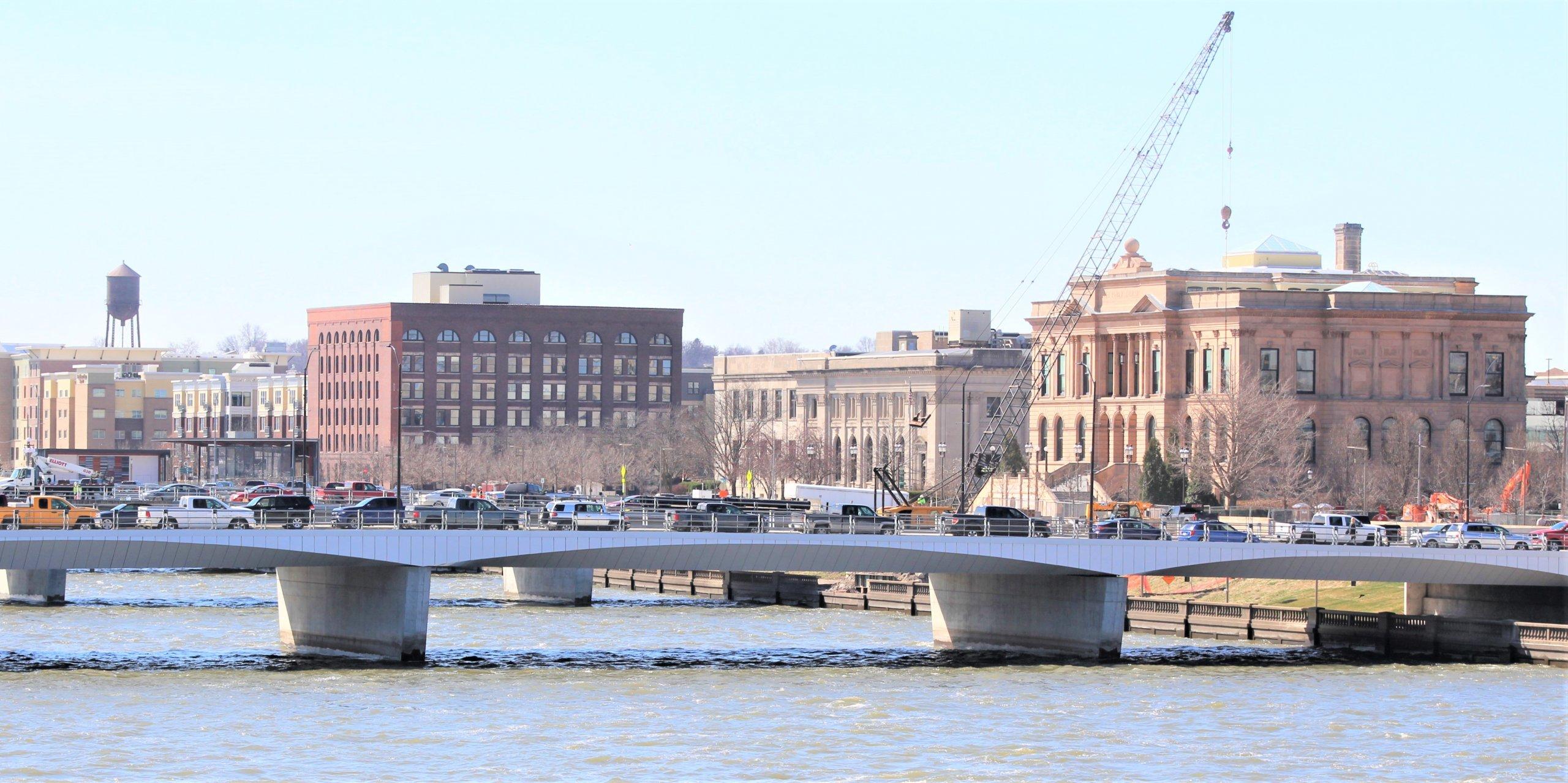 DOT: More than 60% of Iowa's bridges 'fair' or 'poor'