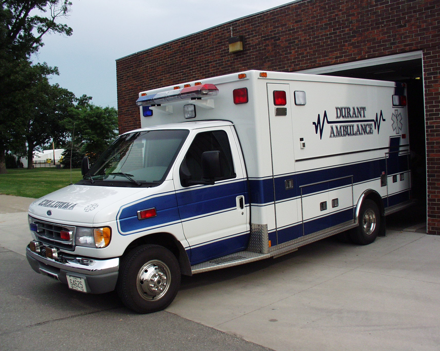 Iowa counties could see changes in property taxes to assist EMS departments