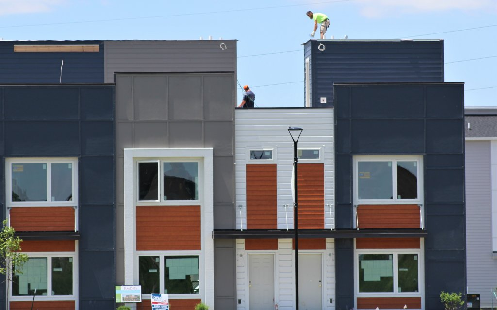 apartment building, housing