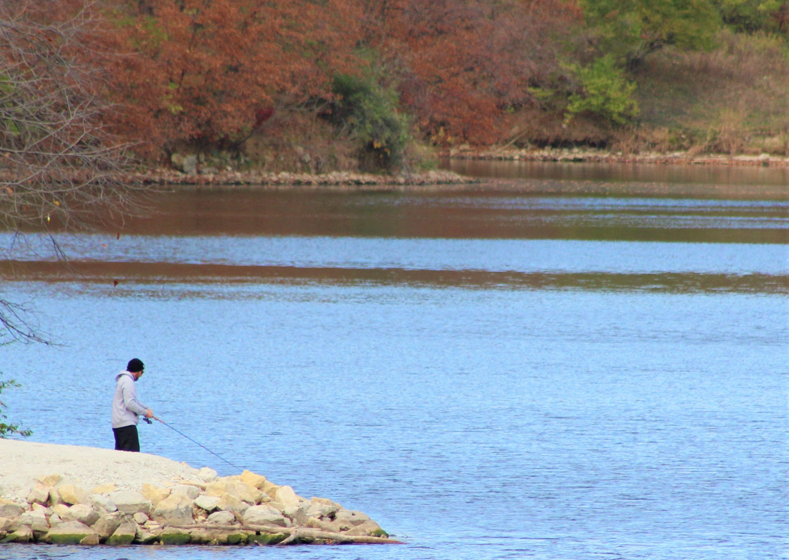 Pandemic-era rush to parks continues, hunting license sales up, fishing down