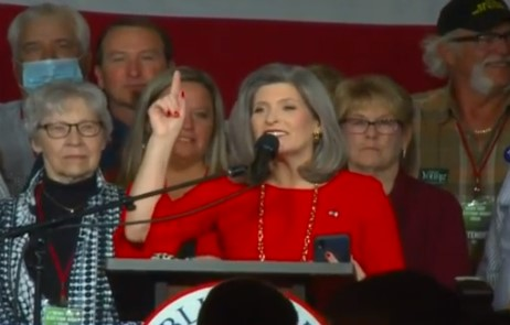 Iowa group that backed Ernst fights to block donor disclosure