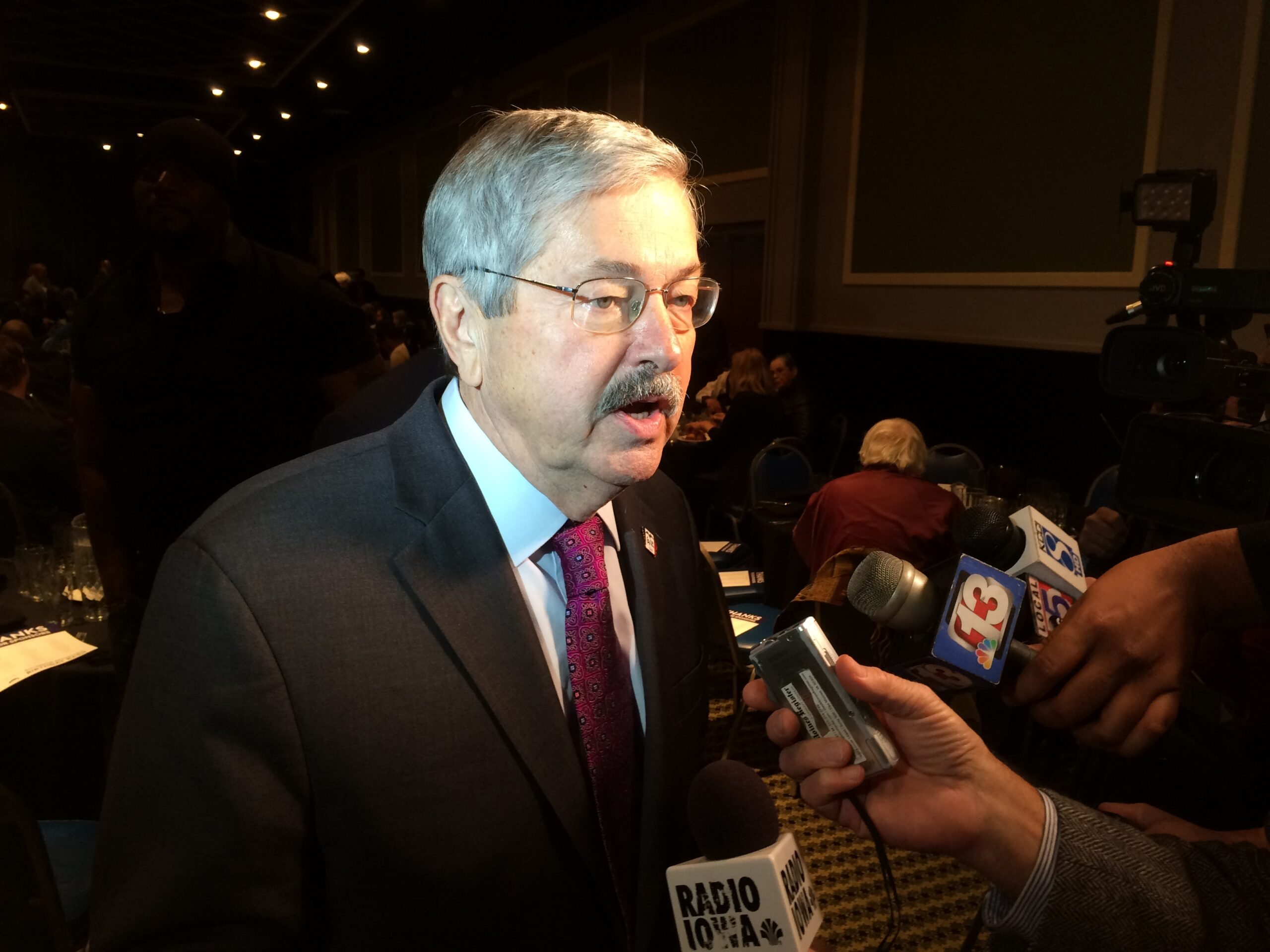 Iowa Supreme Court examines the powers of the governor in considering Godfrey case