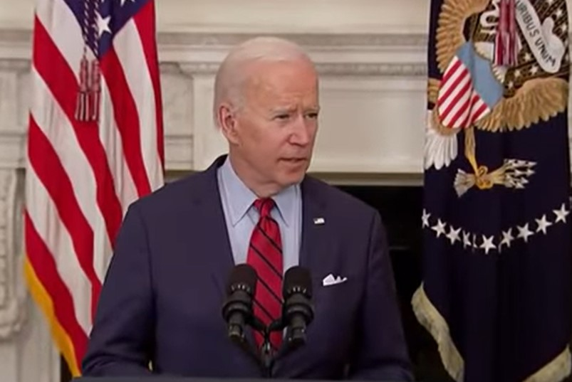 Biden calls on Senate to act on background checks after mass shooting in Colorado