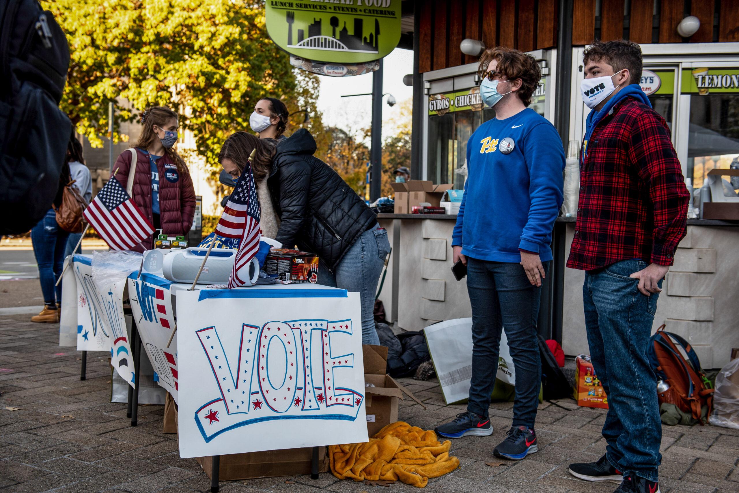 Civics education isn't boosting youth voting or volunteerism