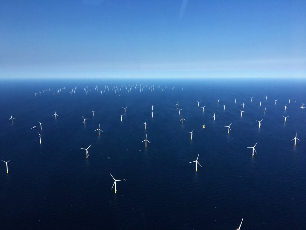 Biden banks on offshore wind to help curb climate change