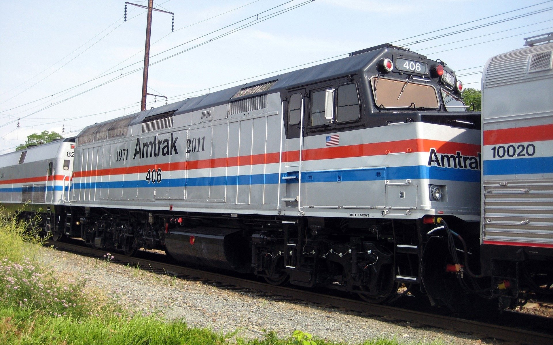 With 'Amtrak Joe' in the White House, states hope for a passenger rail renaissance