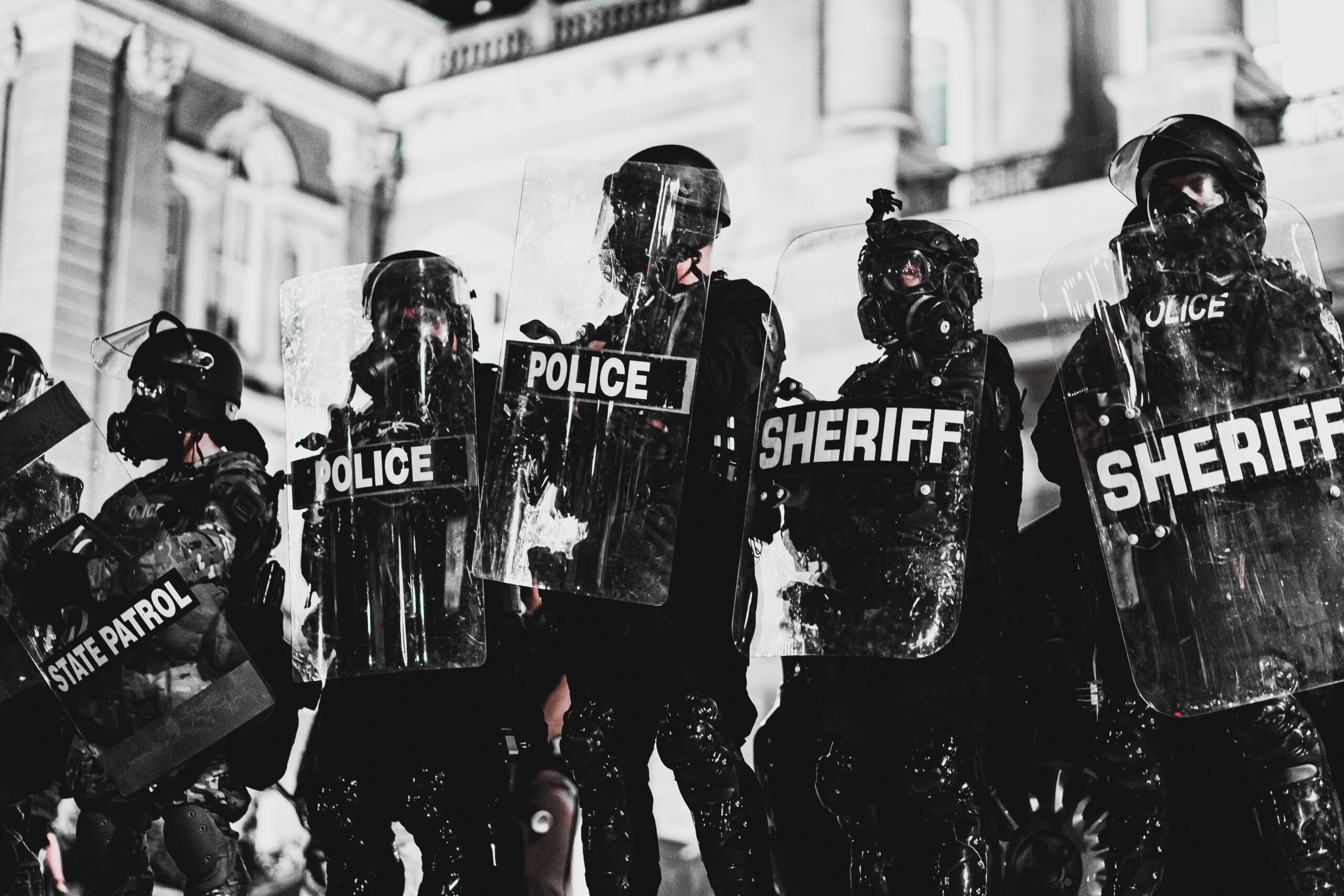GOP lawmakers' actions speak louder than their words on law enforcement