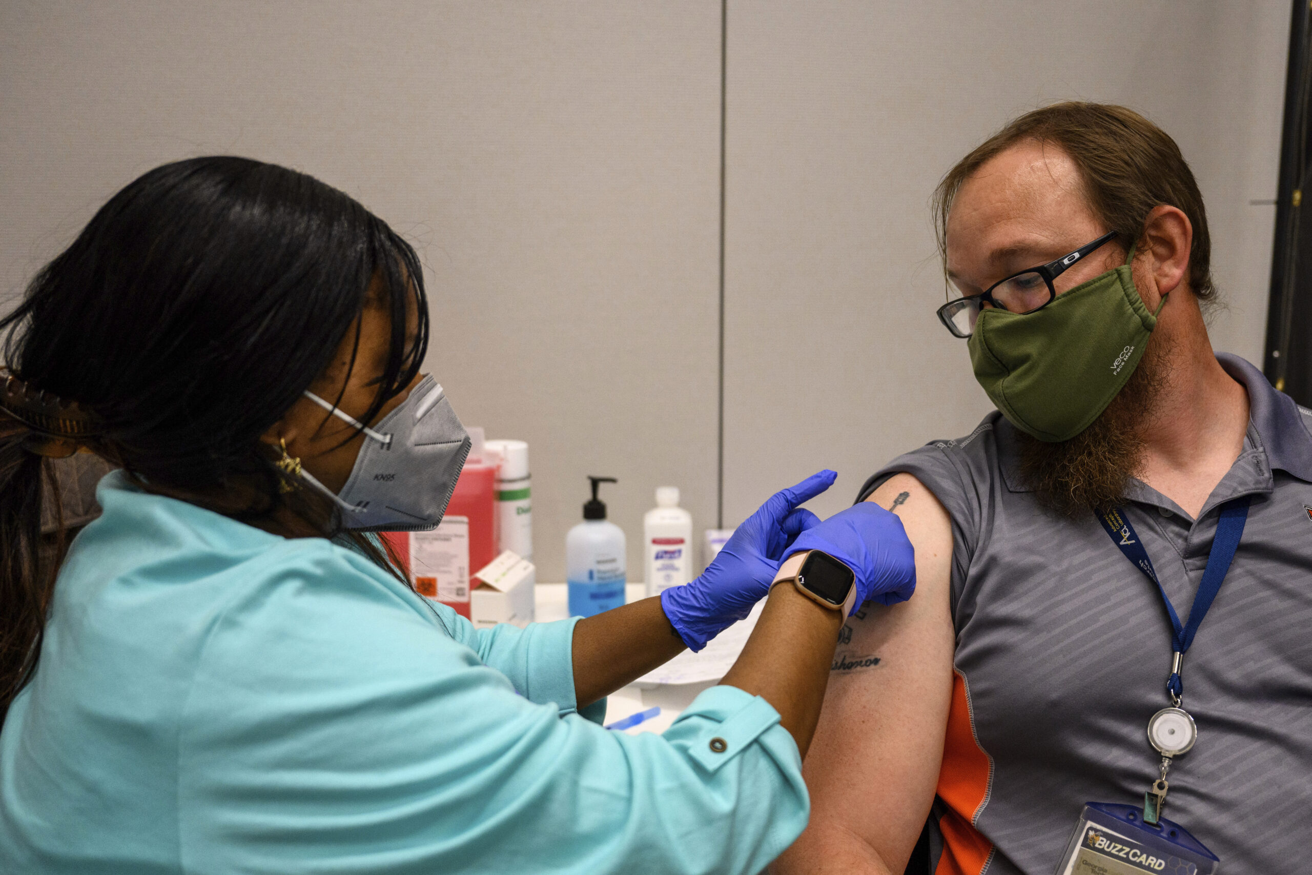 Vaccine mandates aren't the only – or easiest – way for employers to compel workers to get their shots