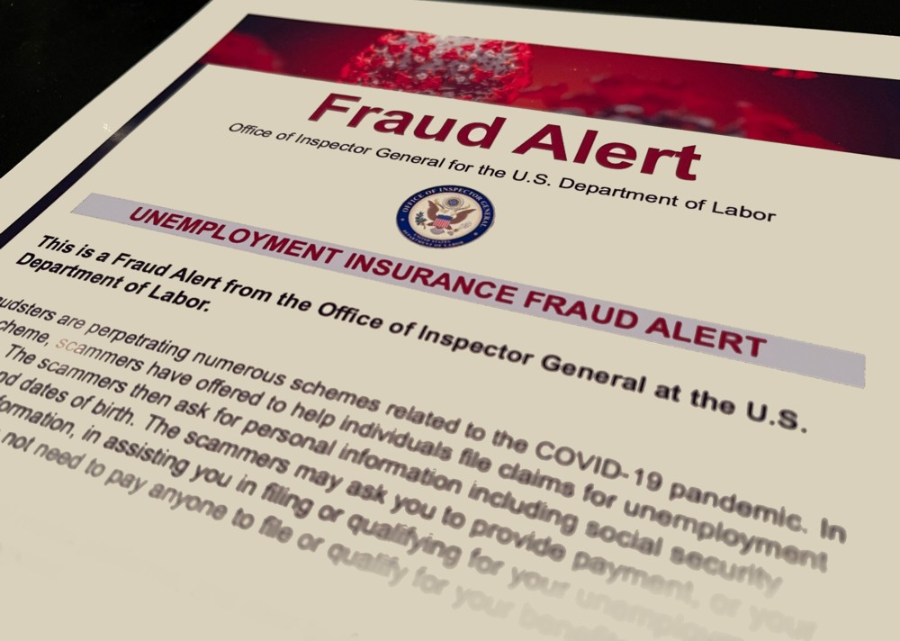 State agency refuses to answer questions about unemployment fraud