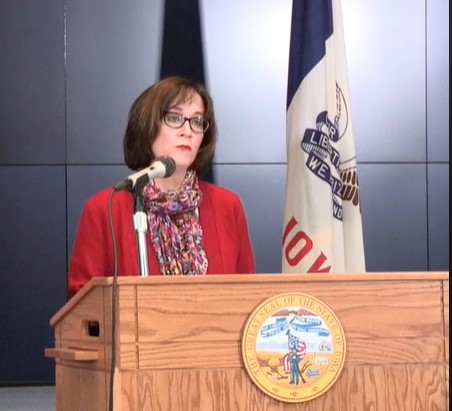 Iowa Workforce Development director subject of new open-records complaint