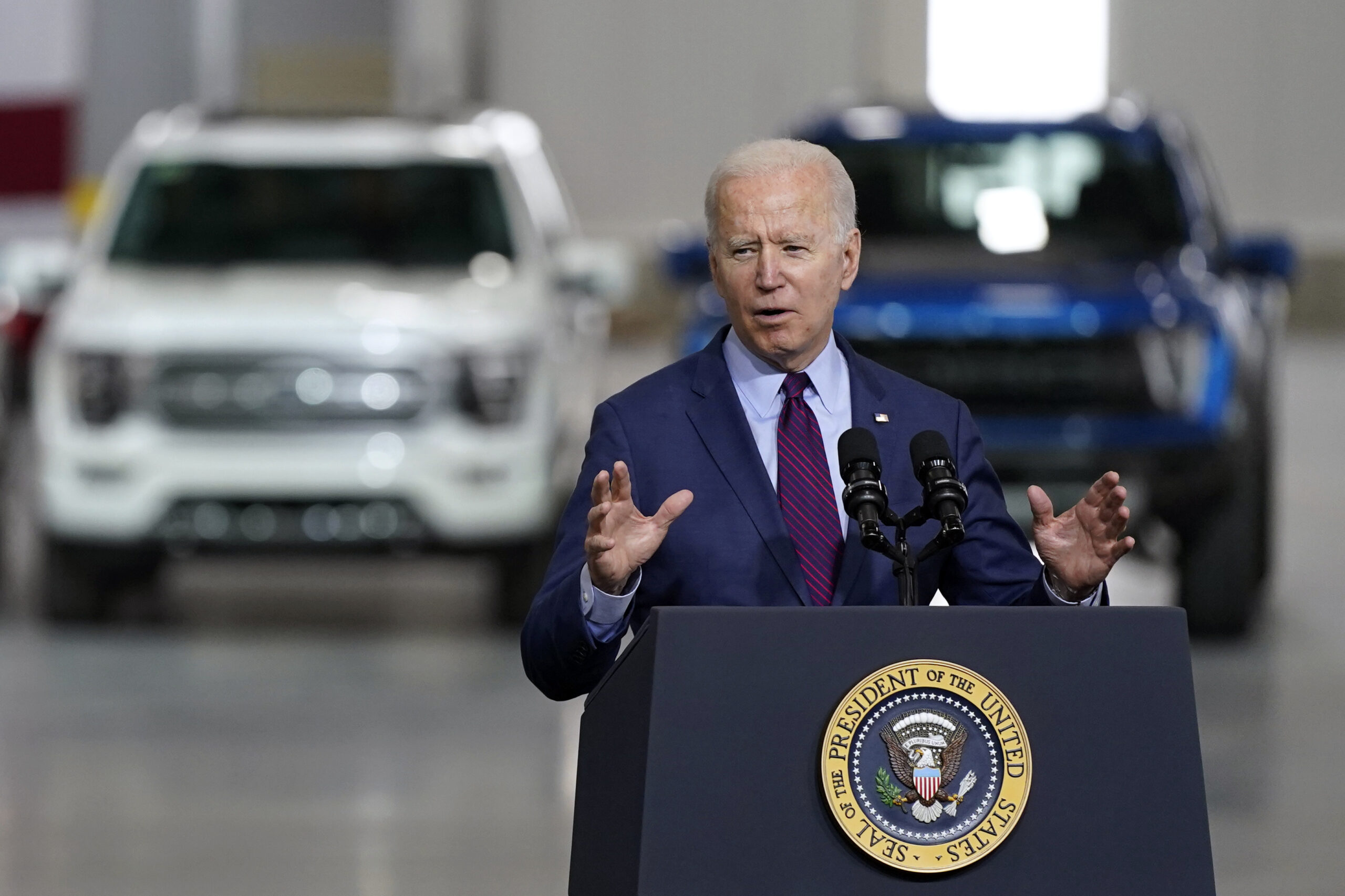 Biden's budget: Why investing in innovation is crucial to reach U.S. climate goals