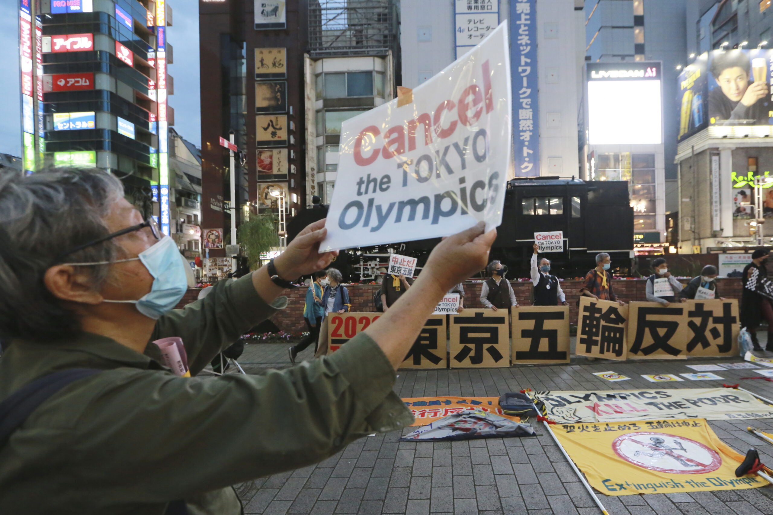 Anger in Tokyo over the Summer Olympics is just the latest example of how unpopular hosting the games has become