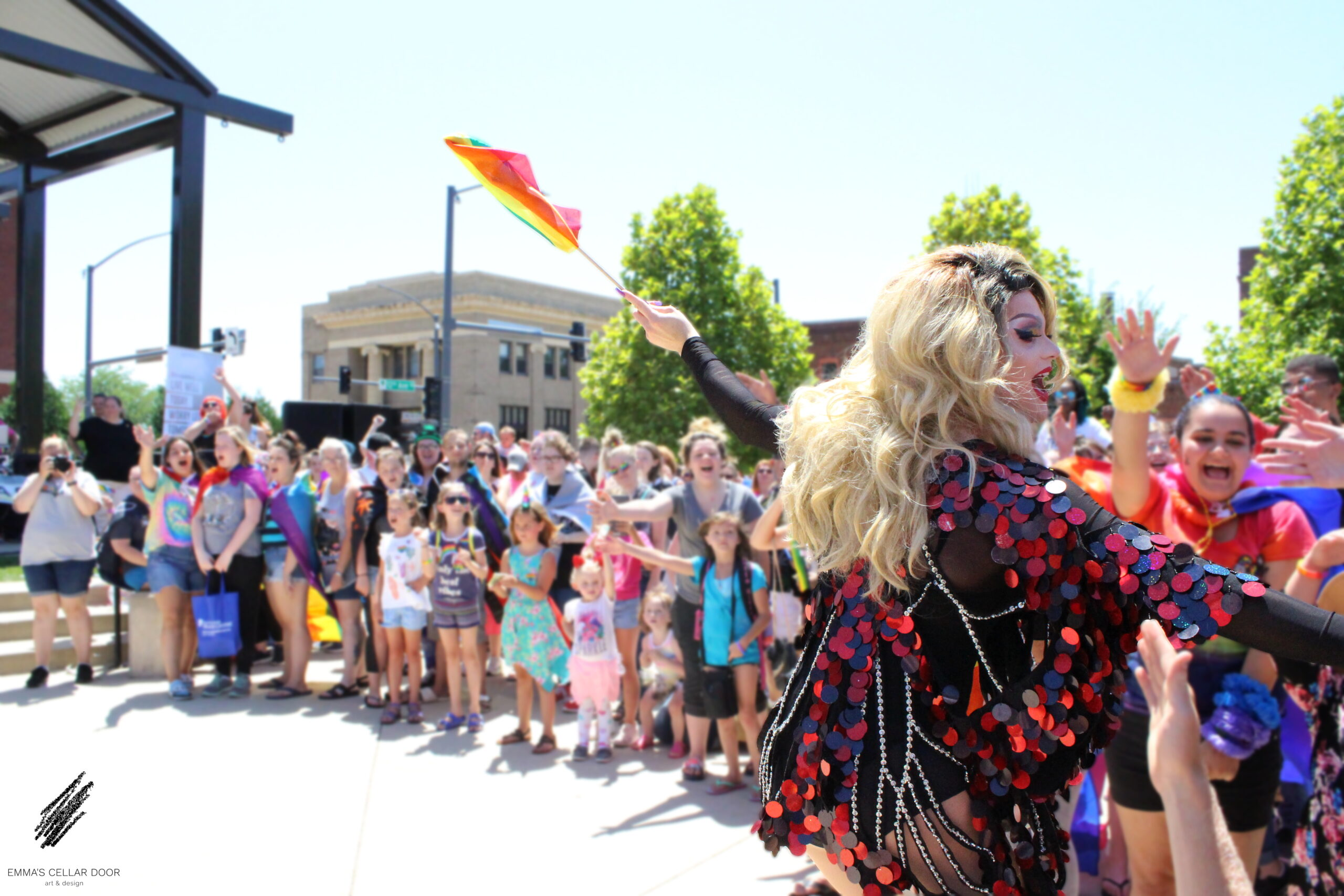 Iowa's LGBT groups balance community and COVID for Pride month plans