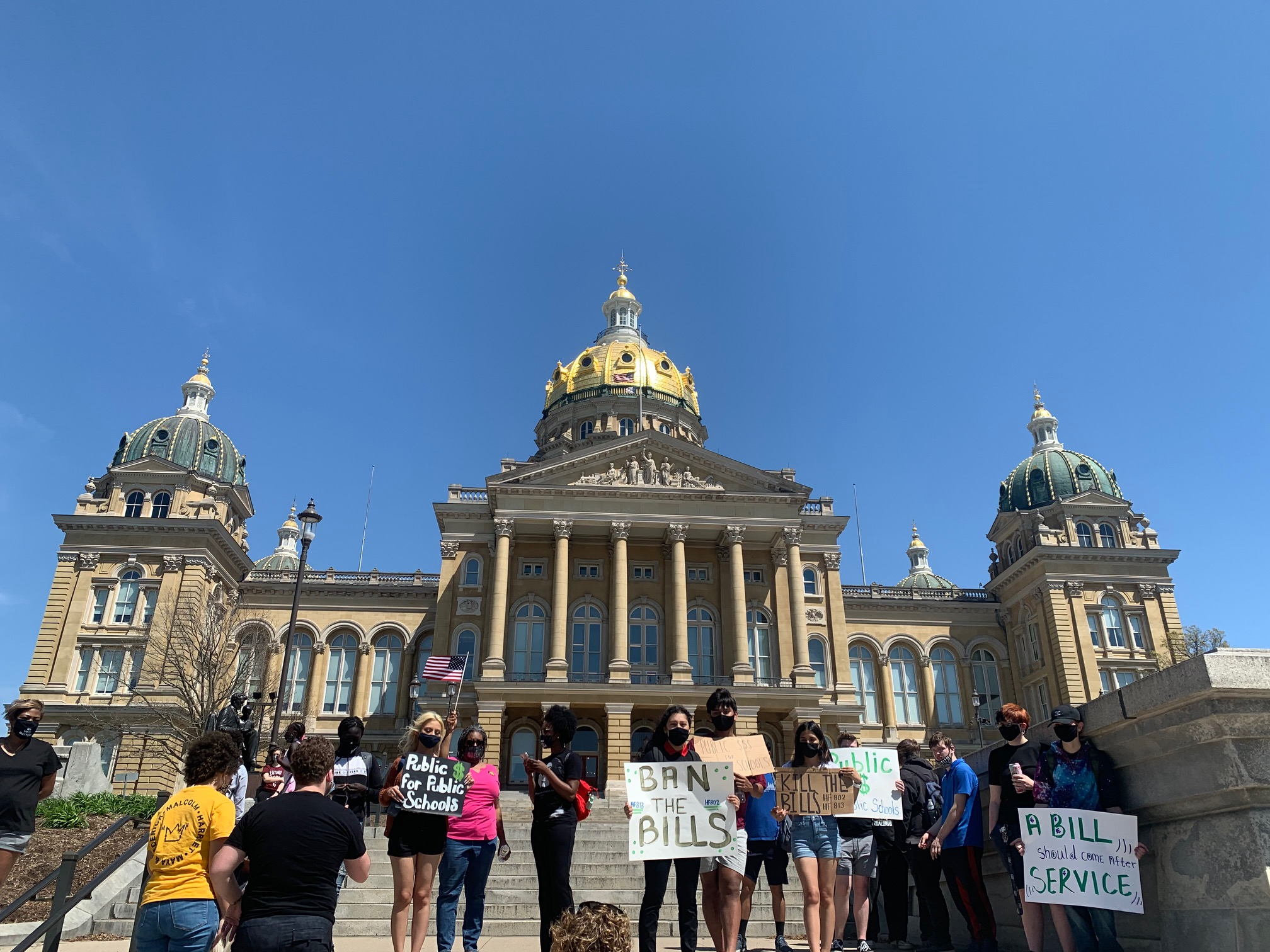 Iowa's new law raises question: 'What is systemic racism?'