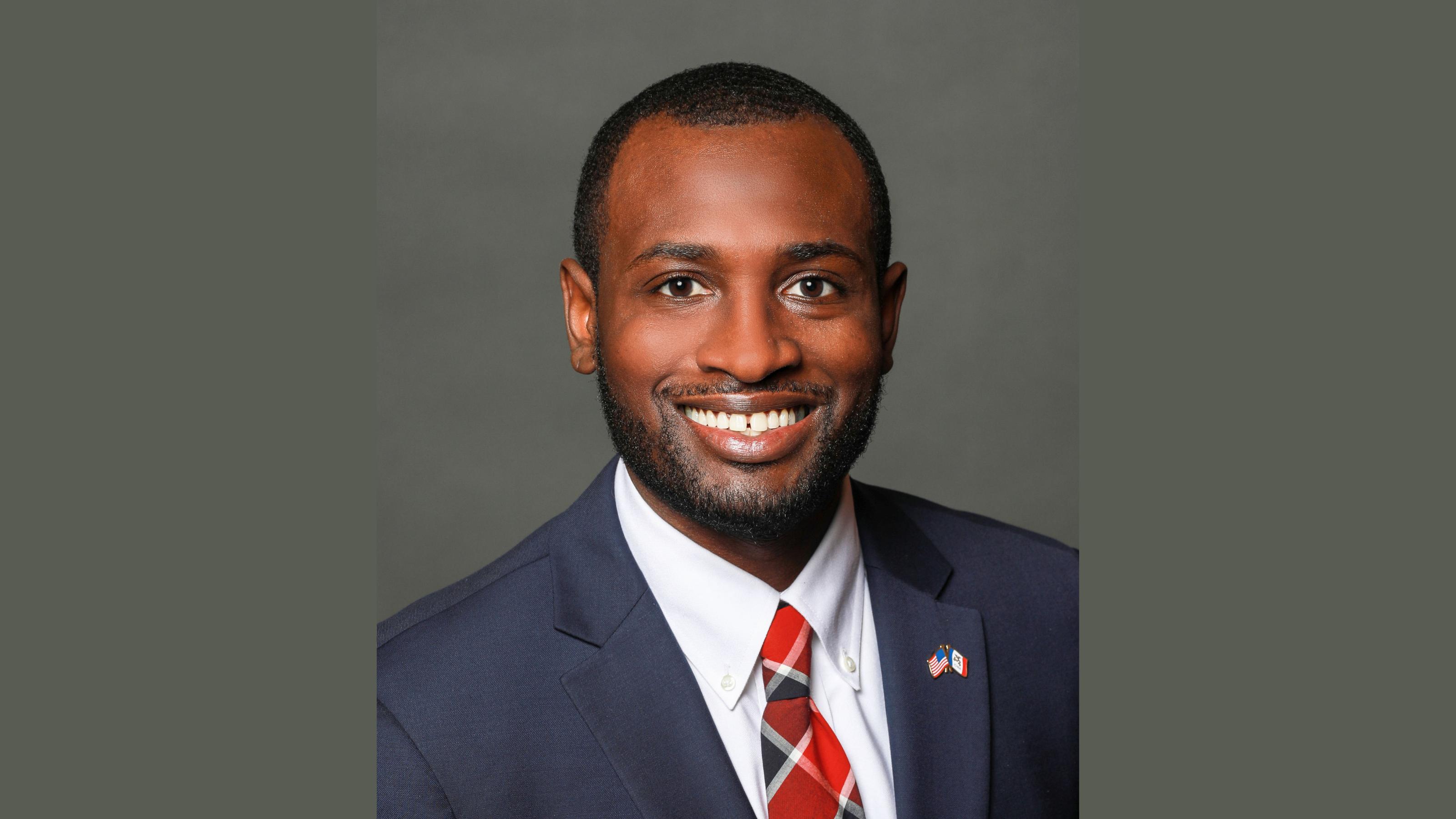 Democrat Rep. Ras Smith announces run for Iowa governor - Iowa Capital Dispatch