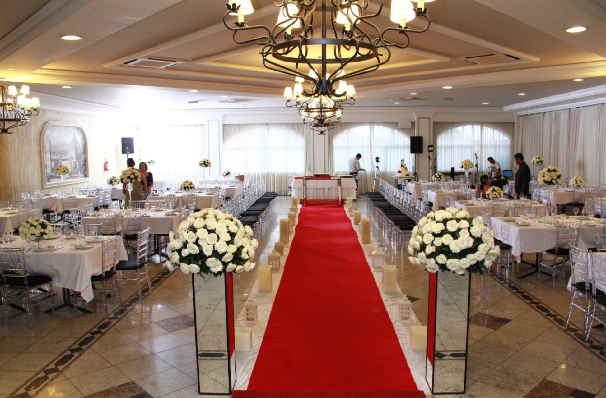 Wedding celebrations return with ferocity, minor changes