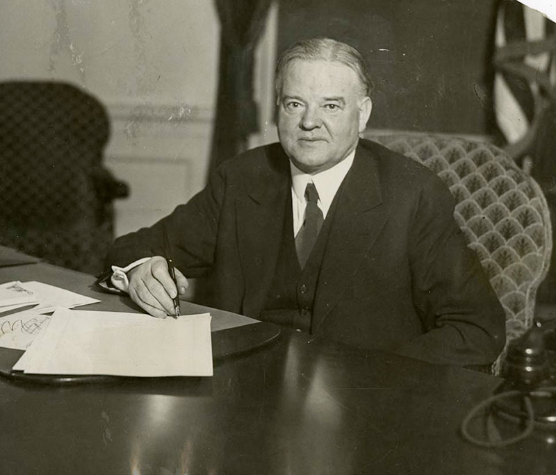 Public service above all: Remembering the remarkable life of President Herbert Hoover