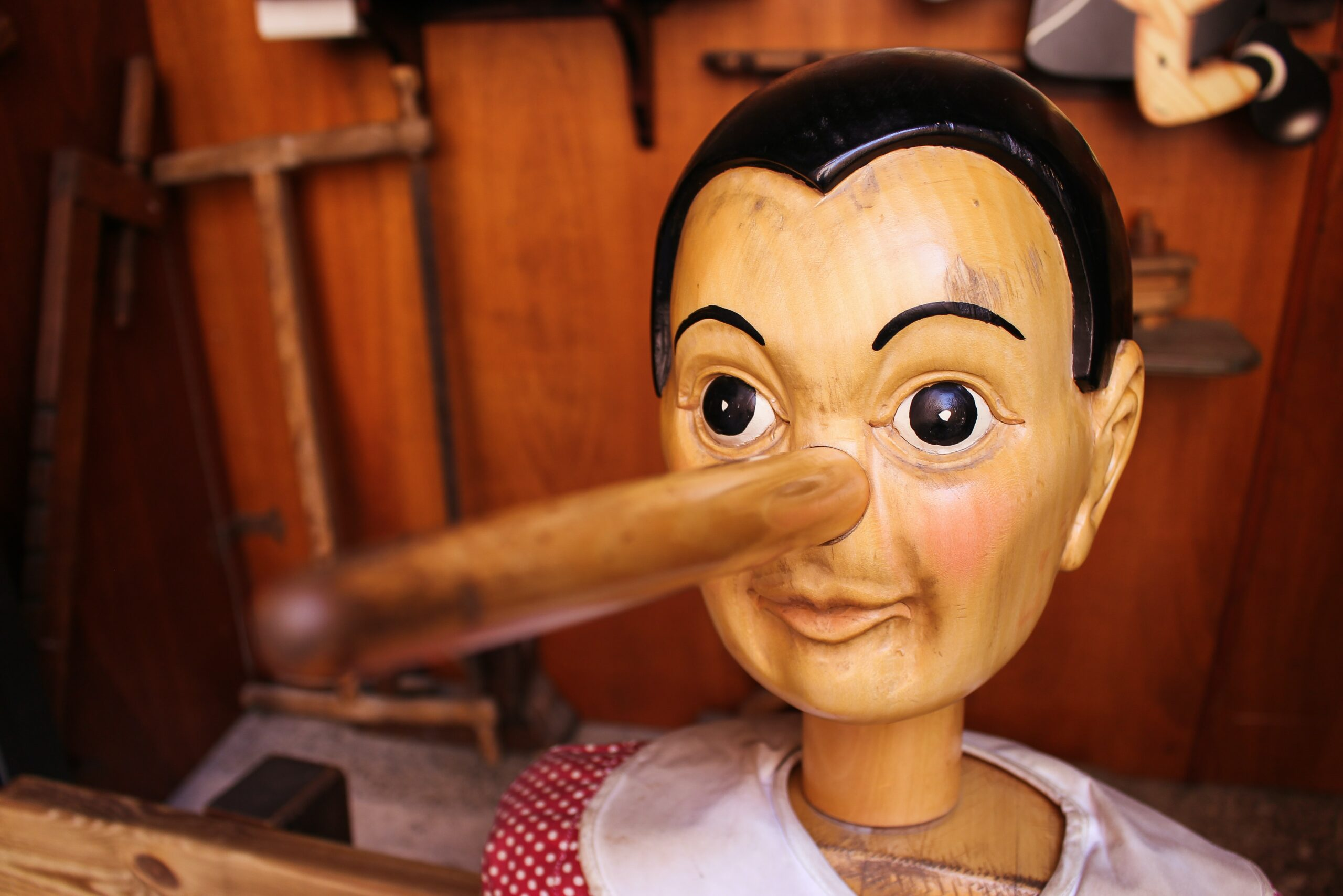 How often do you lie? It's probably more often than you realize